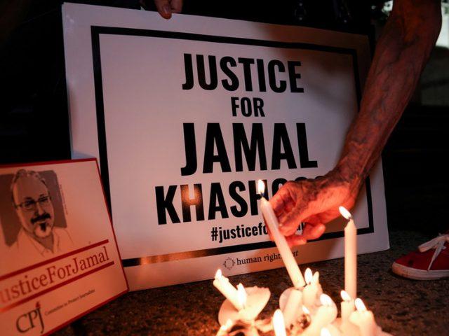 8 convicted in Saudi Arabia over killing of journalist Jamal Khashoggi