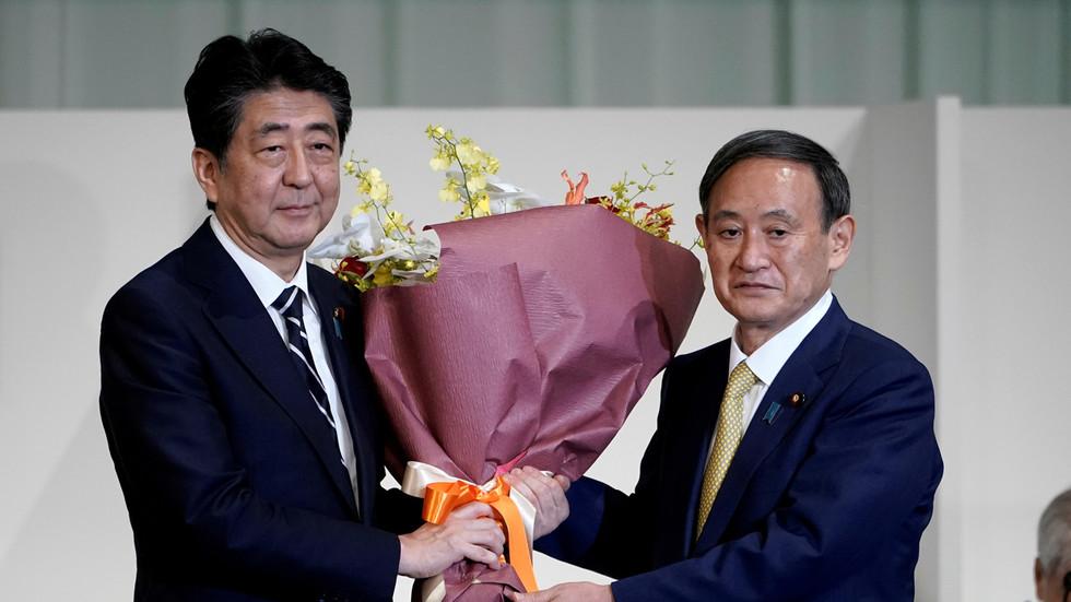 Shinzo Abe's longtime