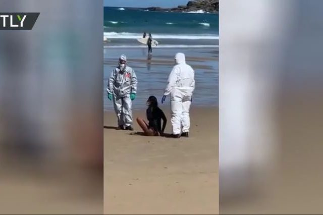 Second wave? Surfer who tested positive for Covid-19 arrested for breaking quarantine