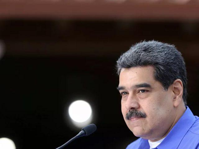 Venezuela's President Maduro Calls Pompeo's 'War-Mongering' Tour a 'Failure'