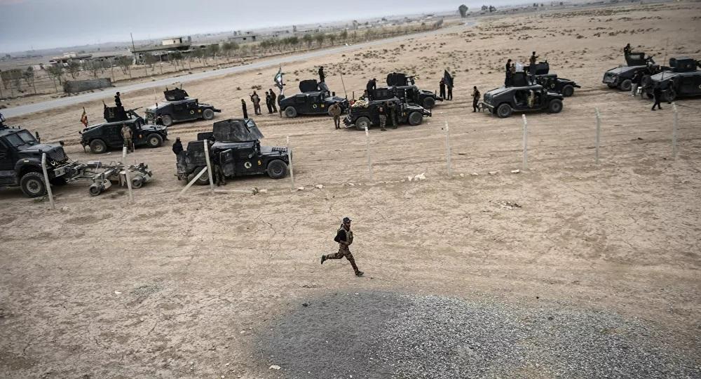 The Iraqi military5