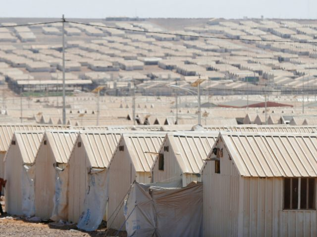 First coronavirus cases detected in packed Syrian refugee camp in Jordan – UN