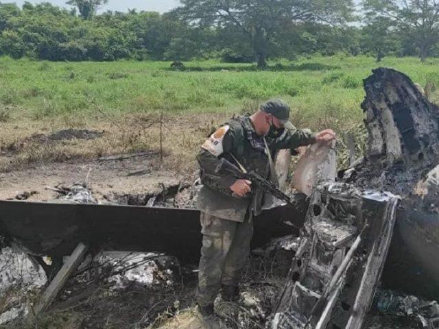 Cocaine Cowboys: Venezuelan Military Shoots Down Drug-Laden US Plane