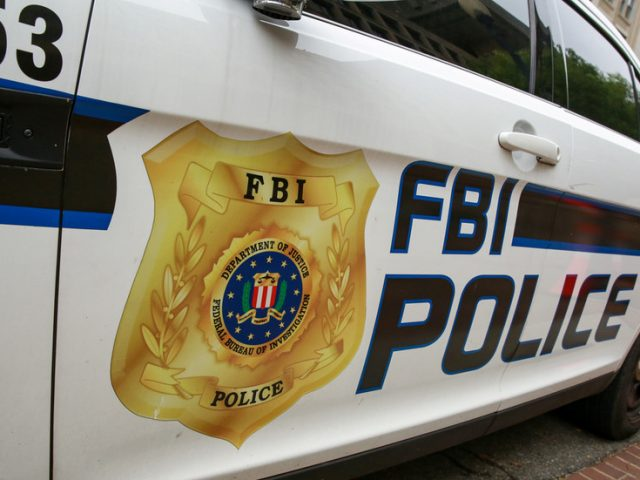 Washington Post falls for fake FBI raid reportedly staged – with actors – by a conspiracy theorist