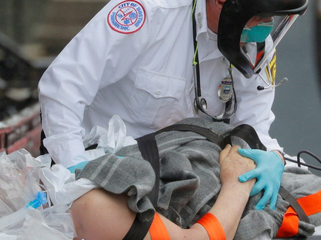 US Covid-19 death toll surpasses 200,000 as 800 die every day – Reuters tally