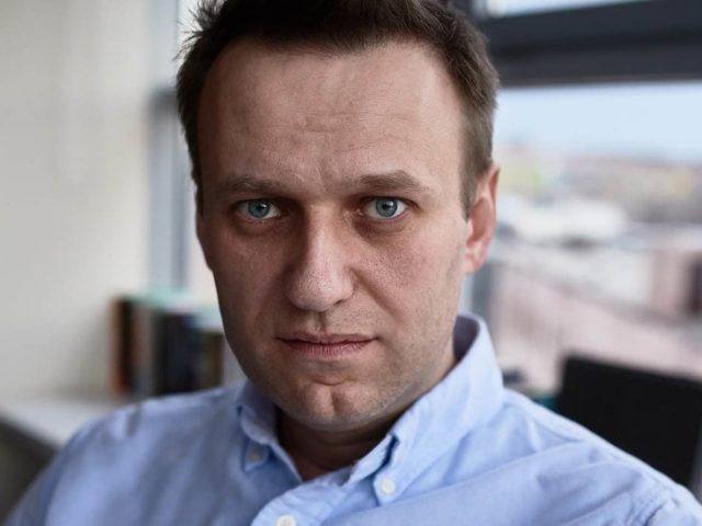 Navalny's team say 'bottle with Novichok' was found in opposition figure's Siberian hotel room after he fell ill on Moscow flight