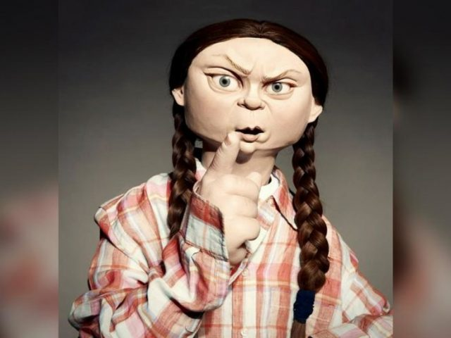 'How DARE you!' indeed! Spitting Image puppet show eviscerated over 'mocking' Greta Thunberg