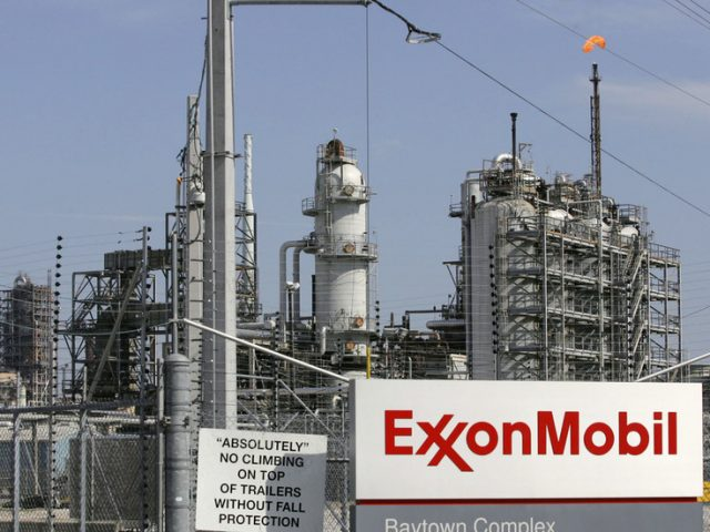 Exxon eyes global job cuts to keep afloat after oil price collapse