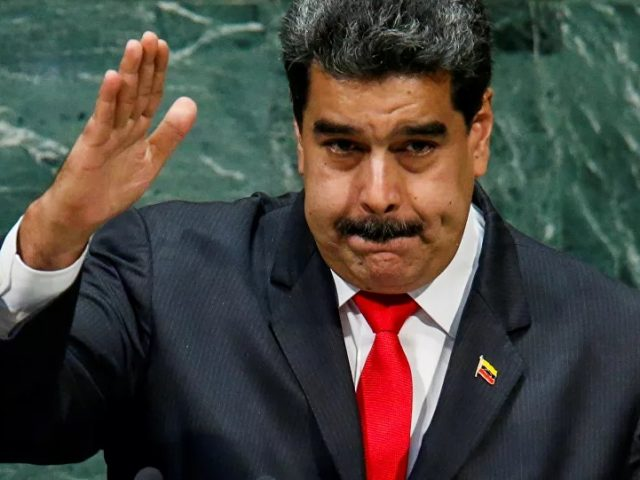 Venezuela to Cooperate With Russia While Developing Domestic Weapons, Maduro Says