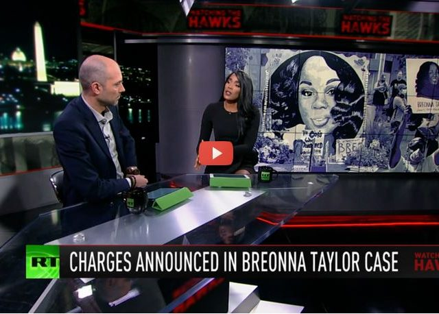 US intensifies Iran sanctions, while Breonna Taylor's killer cops avoid charges