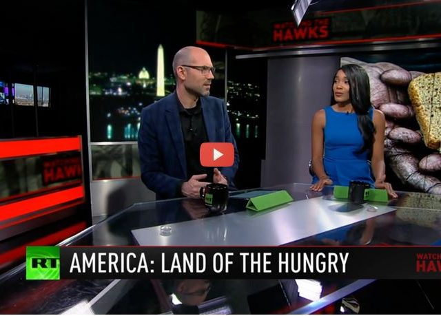 Hunger skyrocketing during pandemic