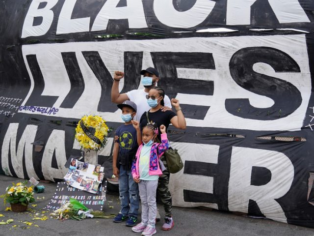 Disrupting Western family structure no longer among BLM's stated goals as manifesto vanishes from website ahead of US election