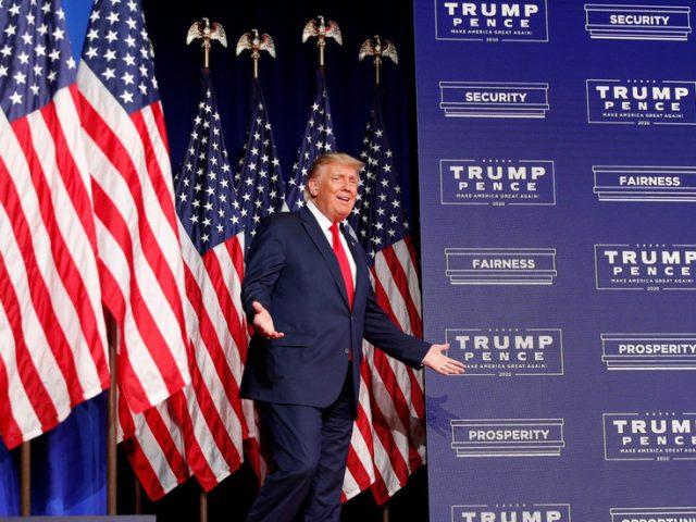 Trump unveils $500bn 'economic empowerment' plan for black Americans, would designate KKK & Antifa 'terrorist organizations'