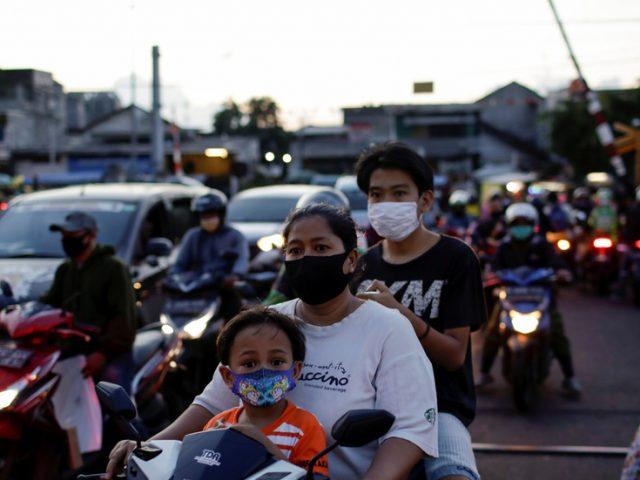 Jakarta plans Covid house-marking scheme for self-isolating households