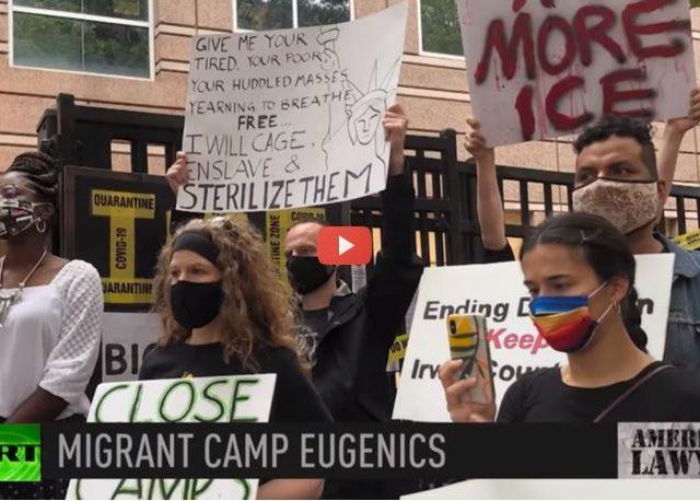 Migrant women sterilized by GA prison 'uterus collector'