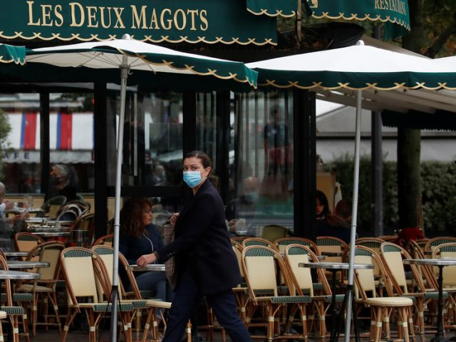 Paris to shutter bars for 2 weeks as French capital placed on Covid-19 high alert
