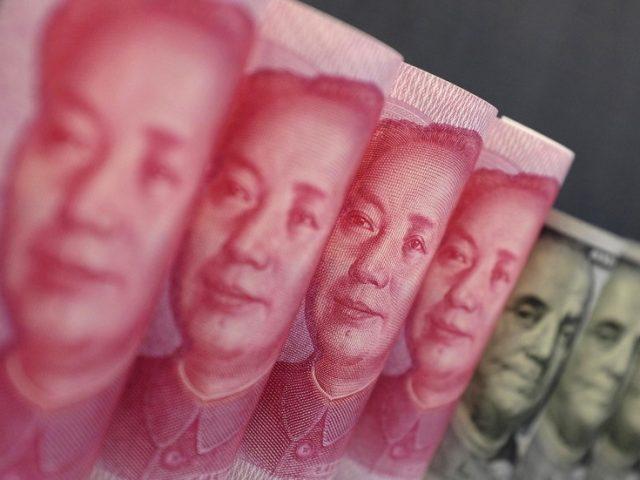 China may be ramping up de-dollarization by dumping US Treasuries, experts say
