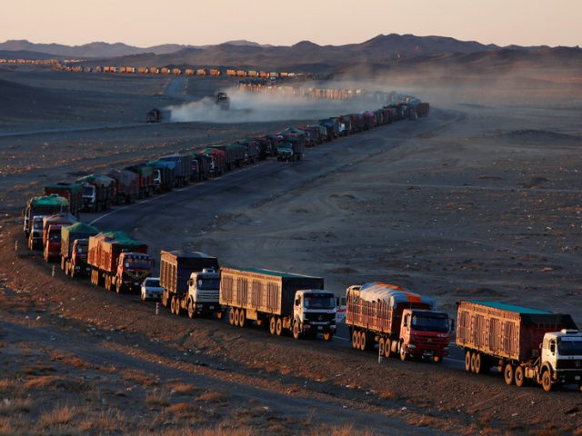 China looks to Mongolia for coking coal after banning Australian imports