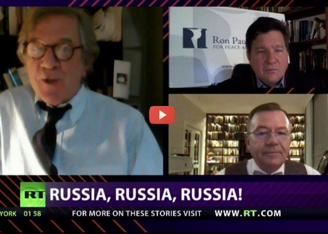 CrossTalk, QUARANTINE EDITION: Russia, Russia, Russia!