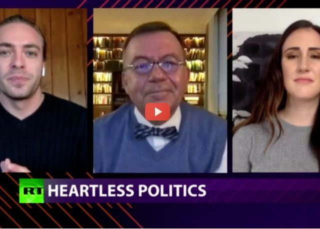 CrossTalk, QUARANTINE EDITION: Heartless Politics
