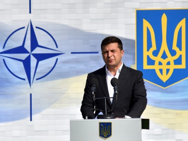 'Not clinging to power': Ukrainian leader Zelensky says he'll walk away from presidency if he fails to stop war in Donbass