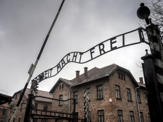 Holocaust denial content banned by Facebook following longstanding criticism