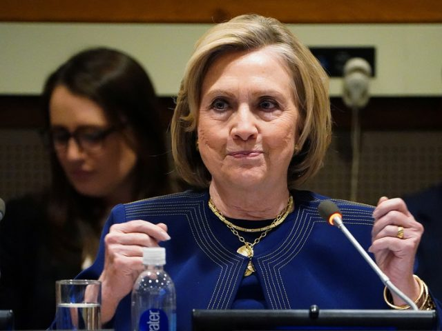 'I was born for that': Hillary Clinton says she'd handle Covid-19 better, but Trump & Russian media 'stole' election from her