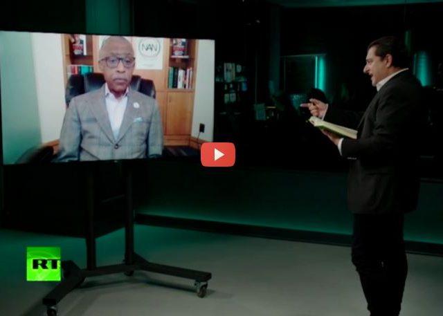 Reverend Al Sharpton: Democratic Party must defeat the 'latte liberals'!