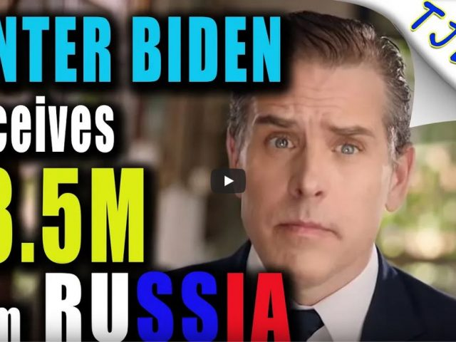 What Russia-Gating Media Doesn't Say About HUNTER BIDEN!
