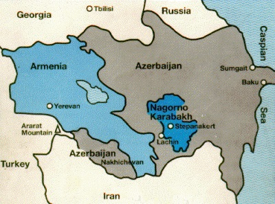 Who Stands Behind New Wave of Nagorno-Karabakh Conflict?