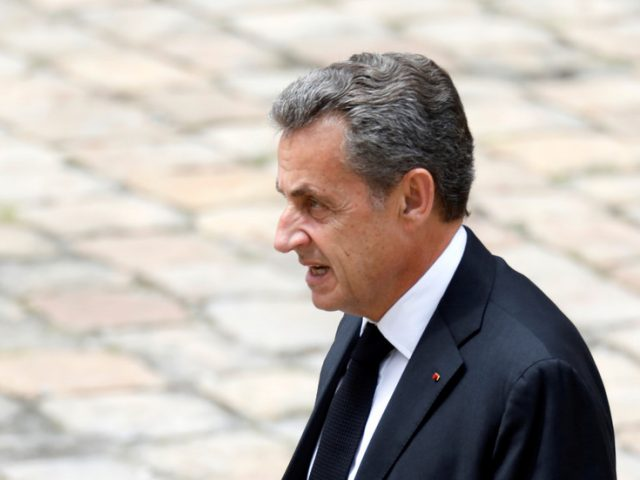 France's ex-president Sarkozy under formal investigation over allegations of campaign cash from Libya