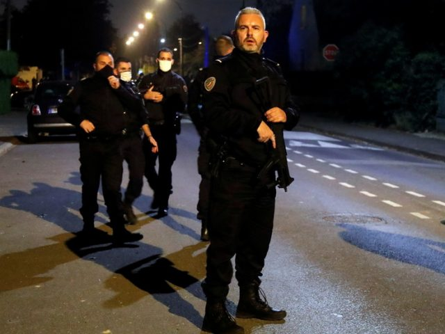 'Our children are not safe': Parents recall horror moments after teen terrorist beheaded teacher outside French school