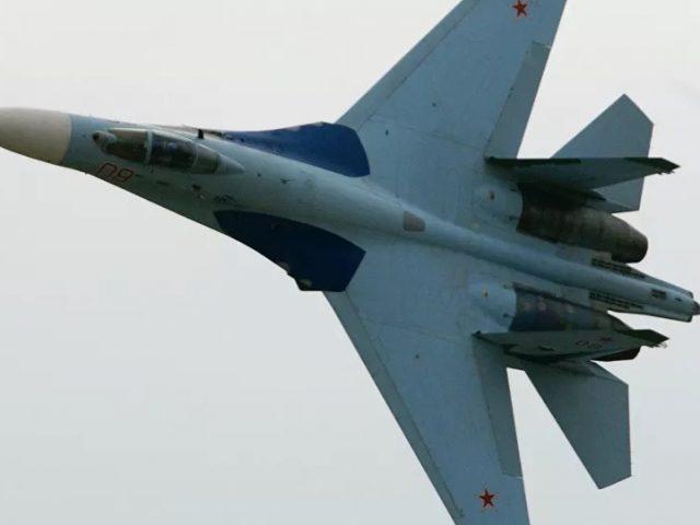 Su-27 Fighter Intercepts French Bombers Over Black Sea – Russian MoD