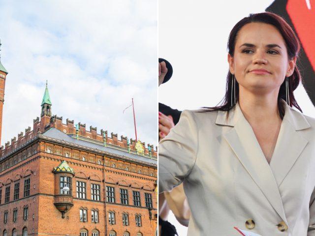 Danish politicians spoke for FORTY MINUTES with fake 'Svetlana Tikhanovskaya' via video link – 'animal brothels' were discussed