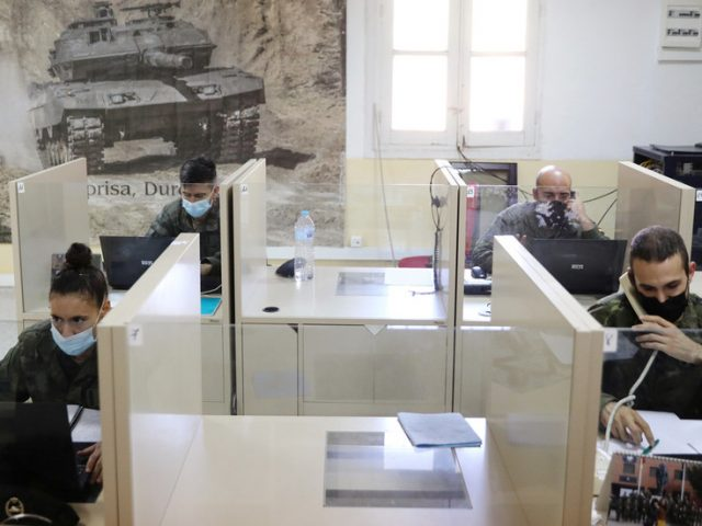 Spain declares state of emergency in Madrid region after judges overturn partial lockdown