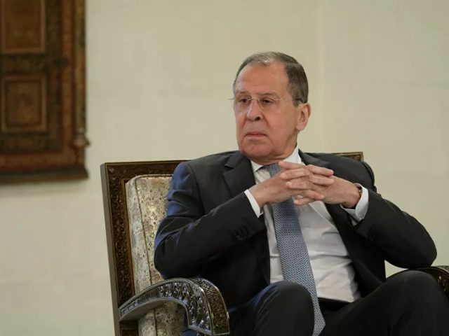 US, EU Doubling Up on Efforts to Limit Russia's Development, Russian Foreign Minister Says