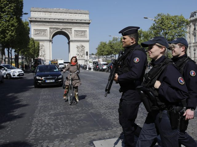 French interior minister warns of terrorist threat amid nation's 'battle against an Islamist ideology'
