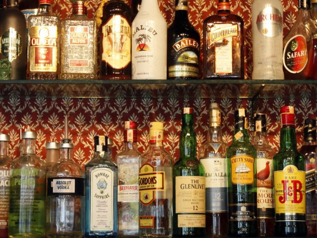 7 TONS of bootleg liquor seized in Turkey as moonshine kills over 40 people in just one week