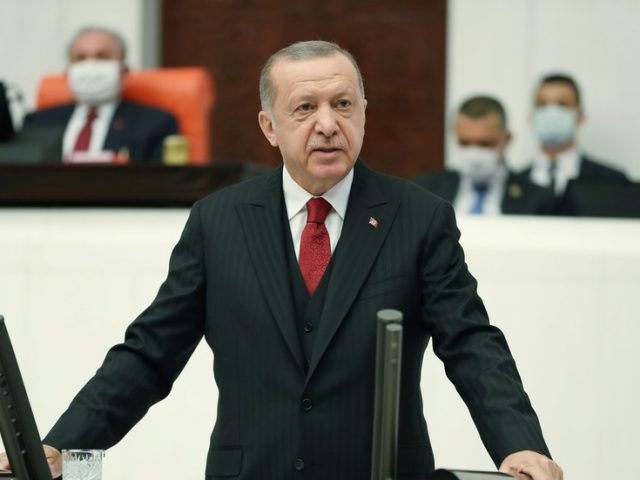 Muslims in Europe subjected to a 'lynch campaign' like Jews before World War II – Erdogan