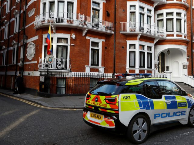 US contacts of embassy security firm mulled KIDNAPPING or POISONING Assange in London, witnesses tell UK court