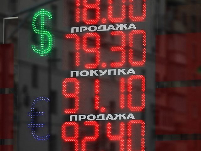 Every cloud? Trade minister Manturov says major collapse in value of ruble this year has been 'awesome' for Russian business