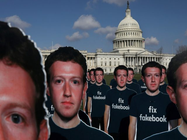 Facebook breakup would be 'complete nonstarter': memo leaked ahead of antitrust report