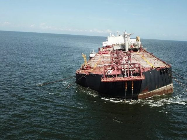 Damaged Venezuelan Tanker 'Poses Minimum Risk of Any Oil Spills', Trinidad & Tobago Minister Says