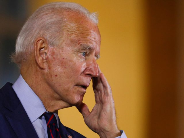 Biden says those who think they're better off under Trump 'PROBABLY SHOULDN'T' vote Democrat… but that's the majority of Americans