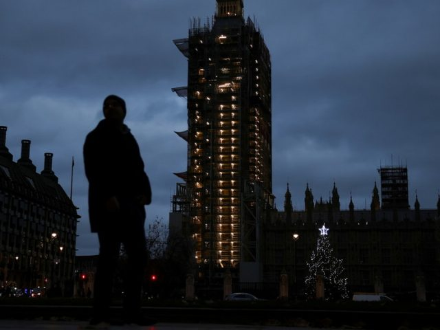 No 'normal' Christmas will be possible this year, UK finance minister warns, though families may be able to get together