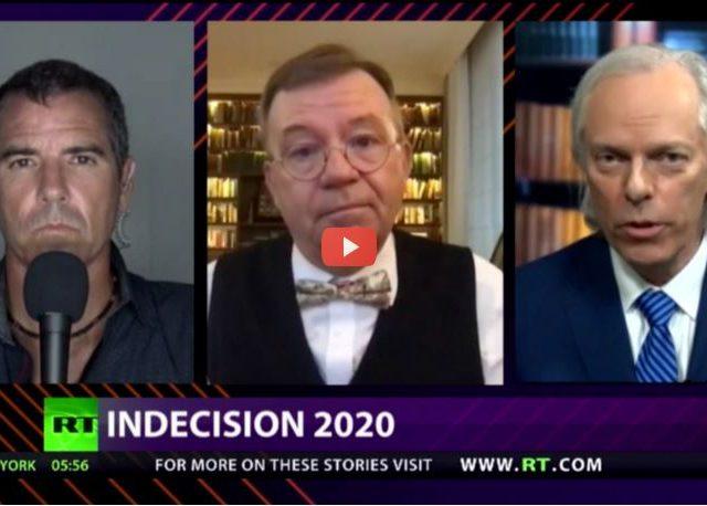 CrossTalk, QUARANTINE EDITION: Indecision 2020