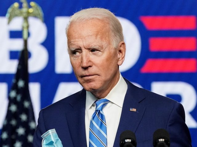Biden takes lead in battleground Pennsylvania, Trump campaign says 'election is not over'