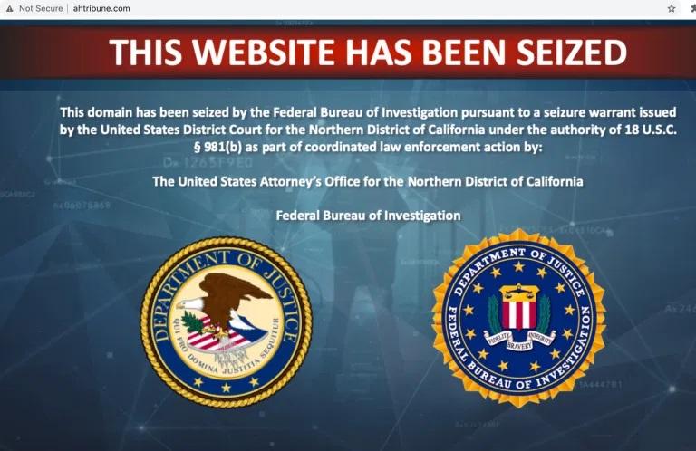 FBI and DOJ9