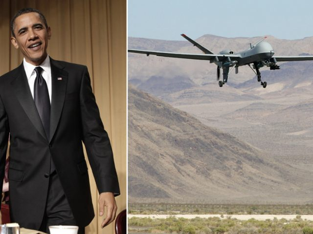 'Killing for optics'? Obama claims he 'took no joy' in drone strikes, but ordered them to avoid looking 'soft on terrorism'