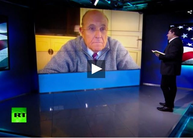 HEATED EXCHANGE: Rudy Giuliani on election 2020, Hunter Biden & Big Tech censorship